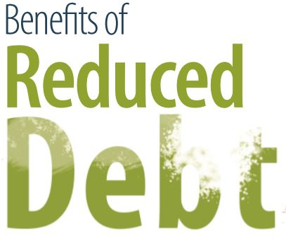 Benefits of Debt Reduction