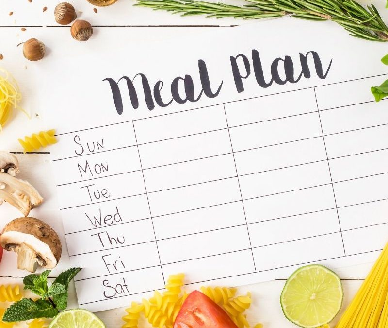 How to Rescue Your Food Budget with Meal Planning